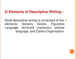 powerpoint on writing a descriptive essay descriptive essay luzerne county community college