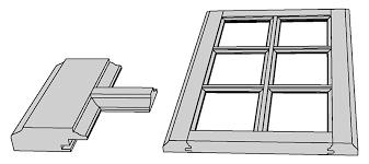 Frames Mullions