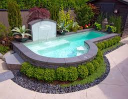 Small Swimming Pool Design Ideas 33 Small Swimming Pools With Big Style