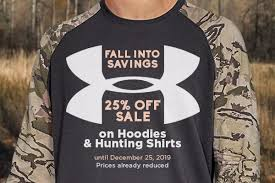 Under Armour 1316276 289 Lg Mens Specialist Henley 2 0 1 4 Zip Large Khaki Base Fade Heather Hunting Shirt