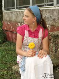 lydia outfit white skirt pink polka dots and classy country apron lydia outfit white skirt pink polka dots classy country apron