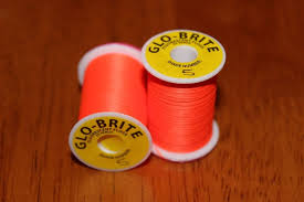 Fly Tying Glo Brite Fluorescent Floss