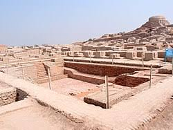 great bath mohenjo daro  another view of the great bath the great bath of mohenjodaro