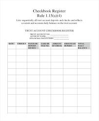 Printable Check Register Book Account Book Template Simple Accounting Account Book Template Free