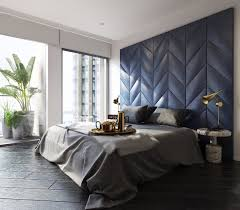 modern blue master bedroom. Bedroom Inspiration In Shades Of Grey And Blue Master Design Modern