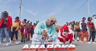 Tanzania's Most Played: July Edition; Rayvanny ft. Diamond Platnumz – Amaboko