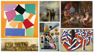 the 100 best paintings in london