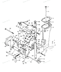 Images of outboard motor parts diagram