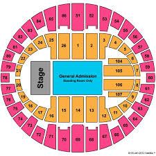 Arizona Veterans Memorial Coliseum Tickets In Phoenix