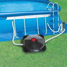 above ground pool water heater fresh kokido kafra solar dome ground swimming pool water