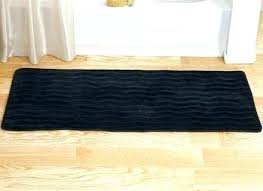 bath rug runner bathroom green washable gray memory foam mat runners bath rug runner