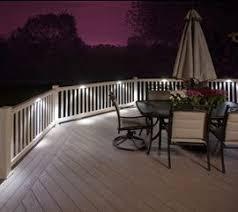 led deck rail lights. Deck Rail Lighting Led Lights L