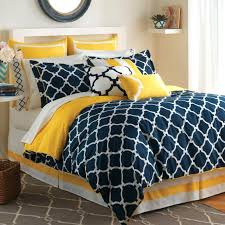 blue and yellow bedding cool navy blue and yellow bedding set with geometric pattern red blue blue and yellow bedding