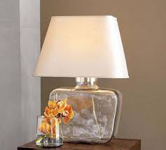 Table Lamps Bedroom Contempo Amazing Vanila Long Modern Wooden Table Lamps Laminated