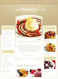 35 Bakery Website Themes Templates Free Premium Templates