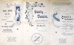 Gaiety Theatre Dublin Seating Chart The Gaiety Theatre South King Street Dublin