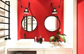 black and red bathroom decor gray and red bathroom bathroom ideas for bathroom accessories medium size black and red bathroom