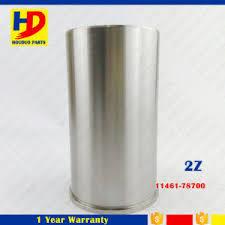 China Engine Cylinder Liner for Toyota 2z Diesel Engine Parts OEM No ...