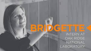 Undergraduate Research at ORNL - Bridgette Fritz - YouTube