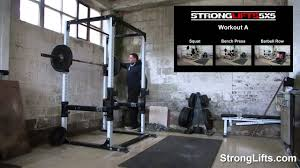 Stronglifts 5 X 5 Get Stronger By Lifting Weights Only 3x Week