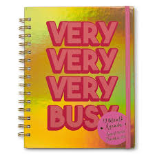 At A Glance Academic Planner 2020 17 Very Busy 2019 2020 17 Month Agenda Weekly Planner Personal Organizer Gold Pink