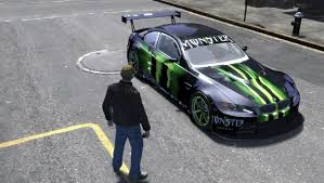 Car With Monster Logo Image Mod Db