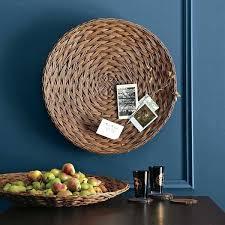 wicker wall basket view image wicker wall mounted baskets