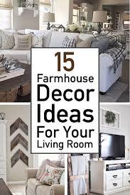 15 gorgeous farmhouse decor ideas for