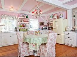 Shabby Chic Colors For Kitchen : Best images about shabby kitchens on stove open