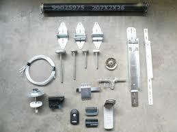 garage door replacement parts
