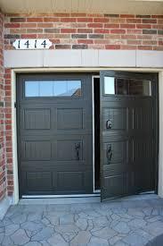 walk through garage door. Residential Walk Through Garage Door Installation \u0026 Repair | Hudson Valley D\u0026D Doors Pinterest