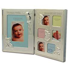 baby collage frame engraved baby collage photo frame