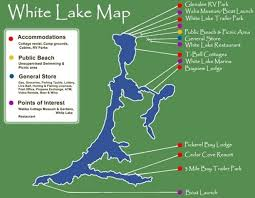 White Lake Ontario Depth Chart Maps Discover Incredible White Lake Ontario Canada