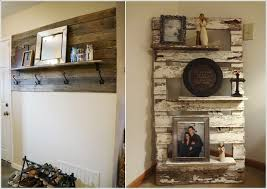 add a vine feel to your home with recycled barn doors 2