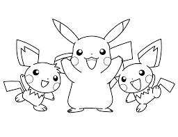 Pokemon Disegni Da Colorare Per Bambini