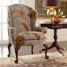 Wing Chairs For Living Room Stickley Brooklyn Heights Wing Chair Livingroom Stickley Fine