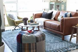 living room rug. Choosing A Rug For My Apartment Living Room - Modern Loft Decor