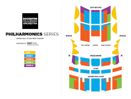 Rochester Auditorium Theatre Seating Chart Ticketmaster 61 Reasonable First Avenue Seating Chart