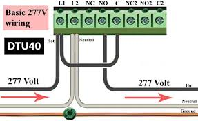 wiring diagram for 277 volts wiring diagram schematics wiring diagram for 277v lighting nilza net