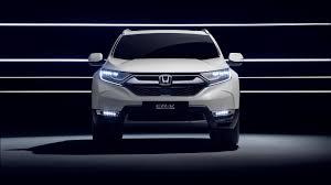 2018 honda ev.  2018 2018 Honda CRV Hybrid Prototype Euro Spec For Honda Ev