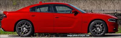 2015 2017 dodge charger inside the muscle family car side profile