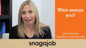job interview questions and answers part what annoys you job interview questions and answers part 8 what annoys you