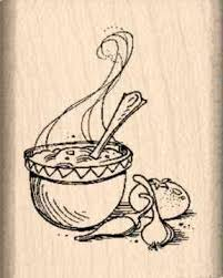 pot of chili drawing. Fine Drawing Stamps By Impression Chili Pot Rubber Stamp With Of Drawing R