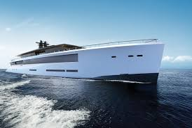 Yacht Design Degree Feadship And Sinot Yacht Design Introduce 80m Zen Yacht