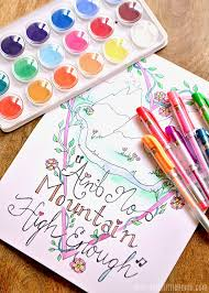 Create Your Own Coloring Pages A Step By Step Guide Hello