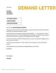 Demand Letter Mobile Discoveries