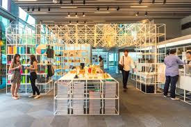 Design Gallery Singapore Red Dot Design Museum In Singapore Innovative Design