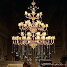 extra large chandelier hotel light extra long large chandelier villa living room staircase crystal chandelier crystal extra large chandelier
