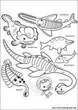 Small Picture The Octonauts coloring pages on Coloring Bookinfo