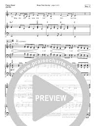 sweater weather piano sheet music wrap this one up lead sheet piano vocal christy nockels